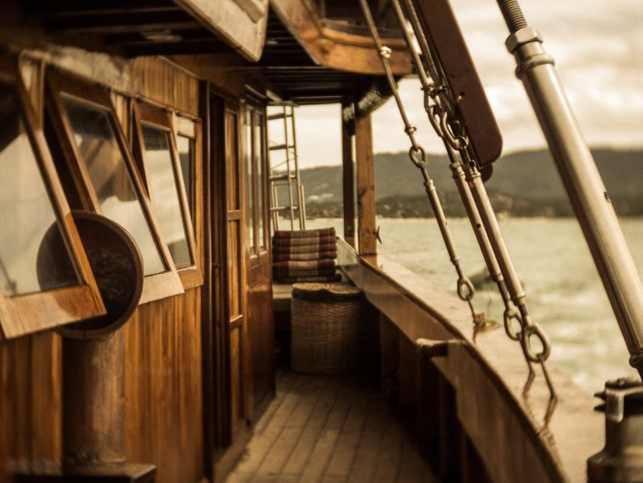 Yacht Escape