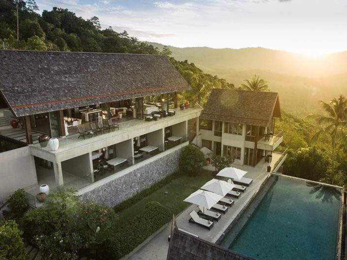 Koh Samui Luxury Villa