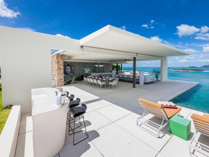 Koh Samui, Luxury Villa
